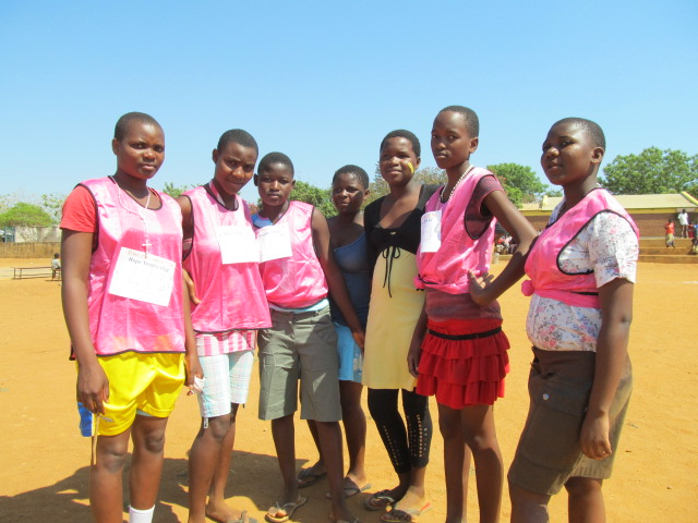 AEI's girls team