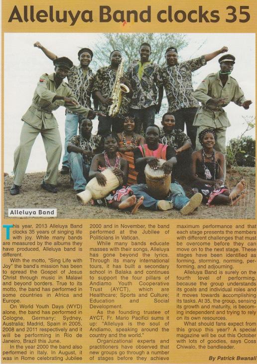 Together Magazine January 2013