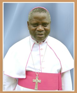 Bishop Zuza, Chairman of ECM