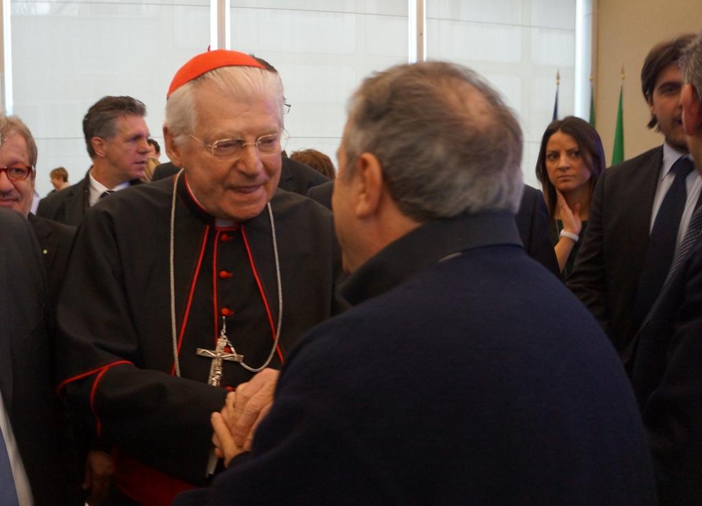 Mario e il cardinale DSC01863