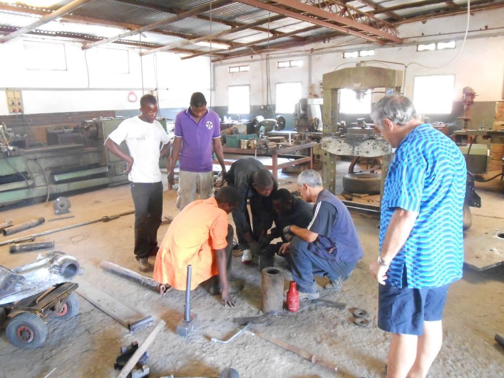 Through the cooperatives young people find employment